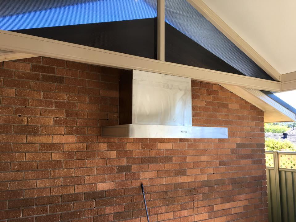 Outdoor Bbq Ventilation Solair